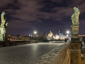 Winter in Prague II