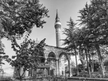 Nam-ı diğer Kurşunlu Han Camii Bursa