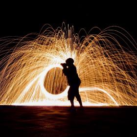 Işıkla dans-2