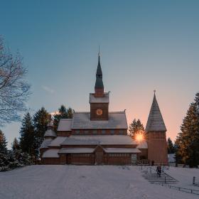 Stav Church Hahnenklee