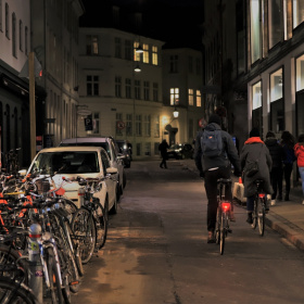 Streets Of Copenhagen By Night 32