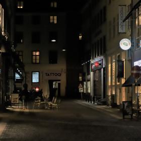 Streets Of Copenhagen - By Night 31
