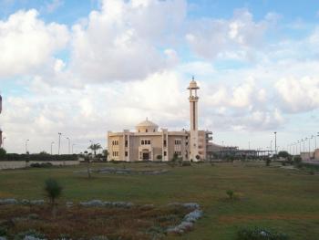 Egypt  - North coast  - Village Mosque