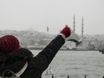 İstanbul Kar