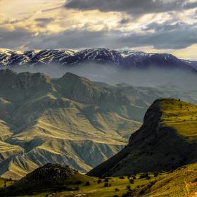 Dağlar dağlar..