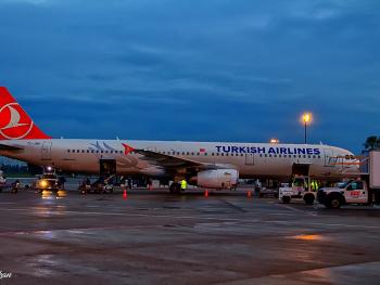 Uçma Zamanı.Türk Hava Yolları