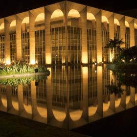 Palácio Itamaraty - Brasília
