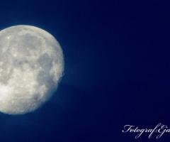 Ay manzarası