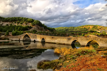 Ceyhan Taş Köprüsü/ Kahramanmaraş