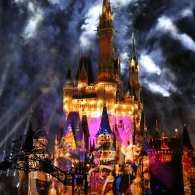 Castle of Cinderella