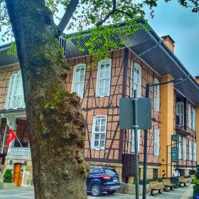 Eski Belediye Binası - Bursa