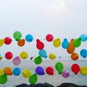 10 yüz milyon baloncuk..