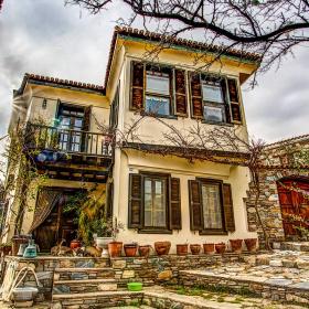 Doğanbey Köyü. SÖKE.