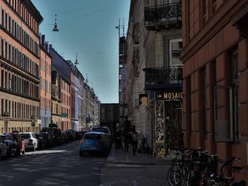 Vesterbro - Copenhagen - Denmark 6