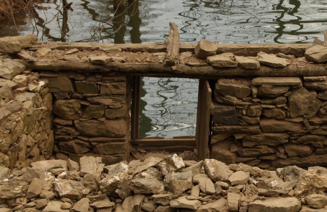 Batık Köyün Penceresi'nden