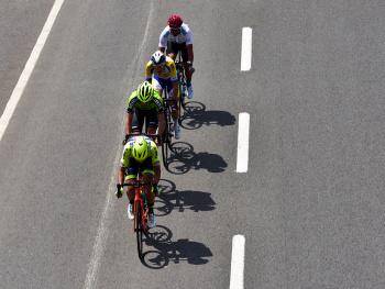 bisiklet yarışı