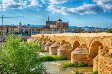 Roman Köprüsü ve Cordoba Cami