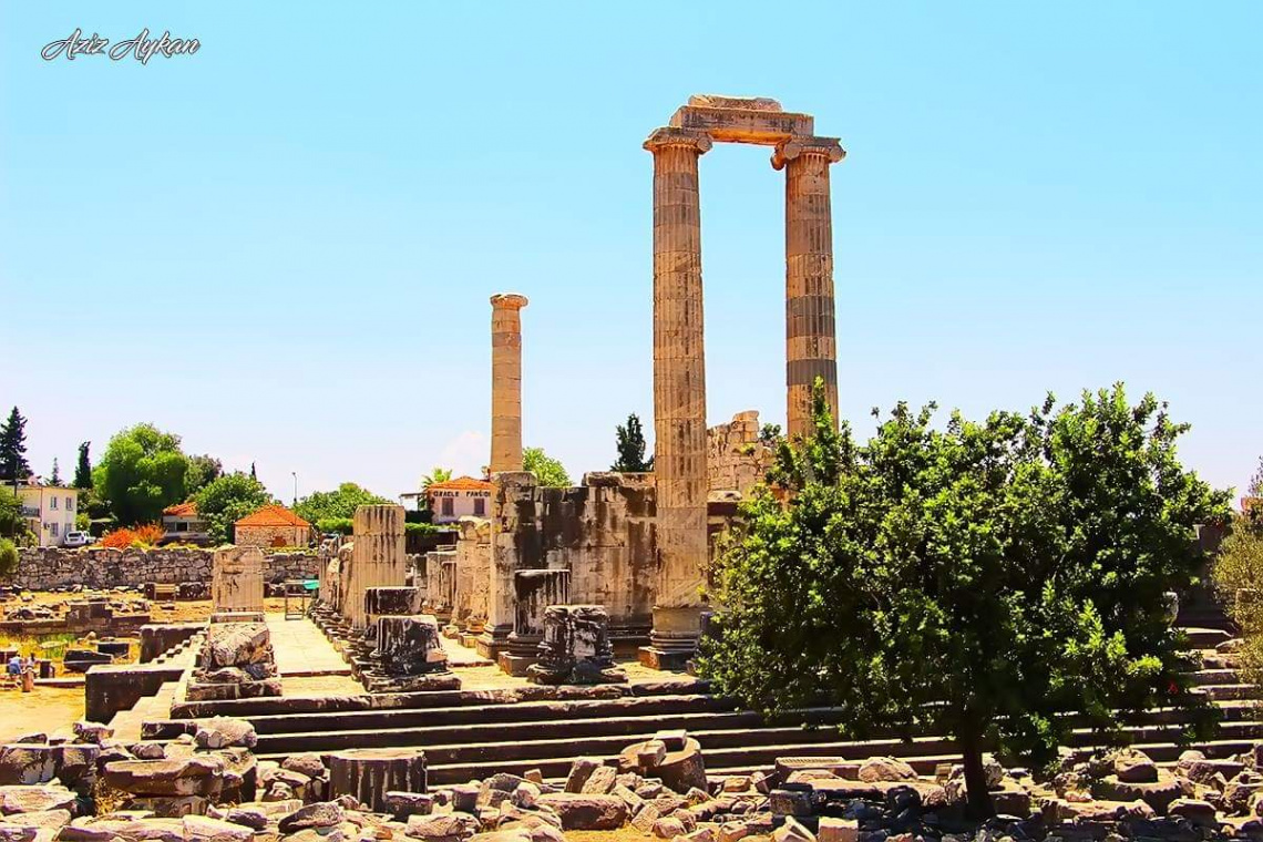 Apollon Tapınağı / Didim / Aydın