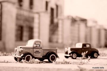 Günün Klasiği 1935 FORD T