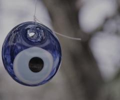evil eye bead