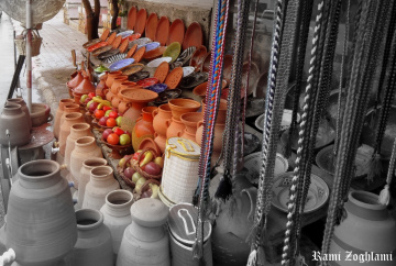 Traditionnal Art Biskra - ALGERIA