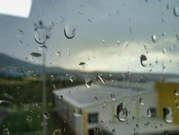 Yağmurda