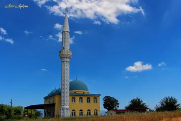Kaya suyu Köyü Yukarı Mah. Cami Kadirli / Osmaniye