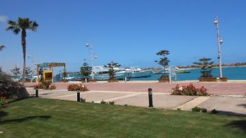 Egypt  - North coast  - Porto marina