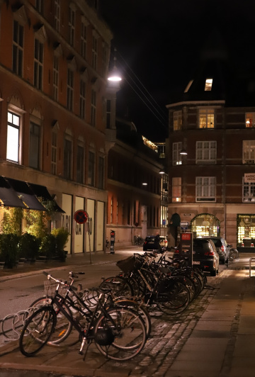 Streets Of Copenhagen - By Night 37