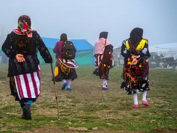 Yaşayan Kültürümüz:ÇEPNİLER.Kadırga Yaylası/TRABZO