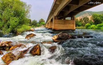 Hemite Köprüsü / osmaniye