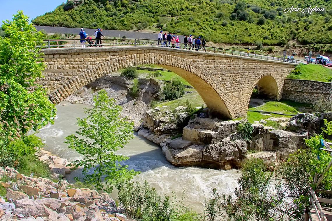 Kapıkaya Kanyonu / Karaisalı / Adana