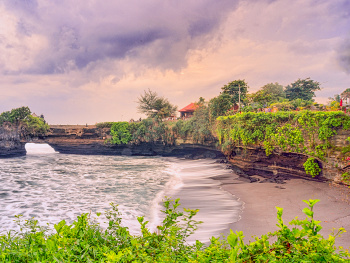 Tanah Lot Beach