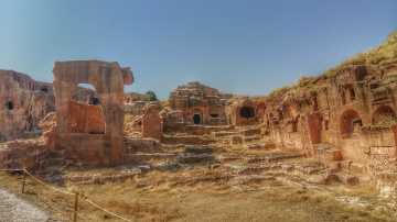 Dara Antik kenti/Mardin