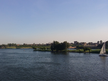 Egypt  - Cairo - Nile river