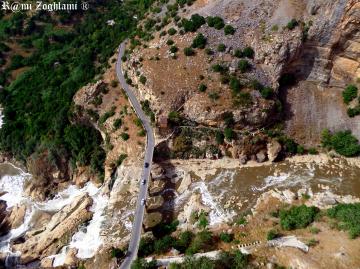 View from Sky - Algeria (Constantine)