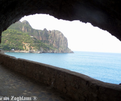 into the Cave of the Algerian Mediterranean