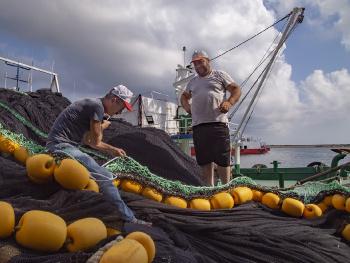 Balıkçı Hazırlıkları