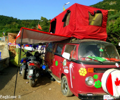 Summer in Algeria