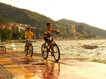 Bisiklet Sefası...