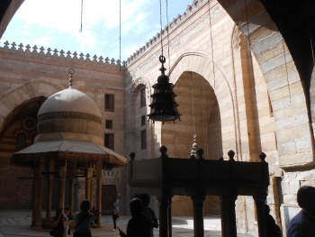 Egypt  - Cairo -  Mosque