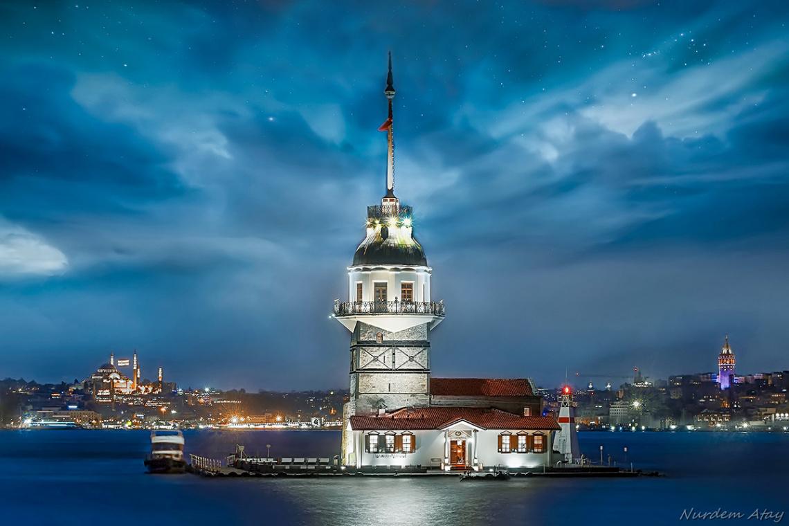 istanbul mavisi