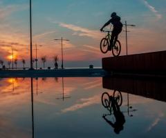 yansımalar (sunset reflection)