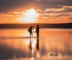 Tuz Gölü / Gün Batımı