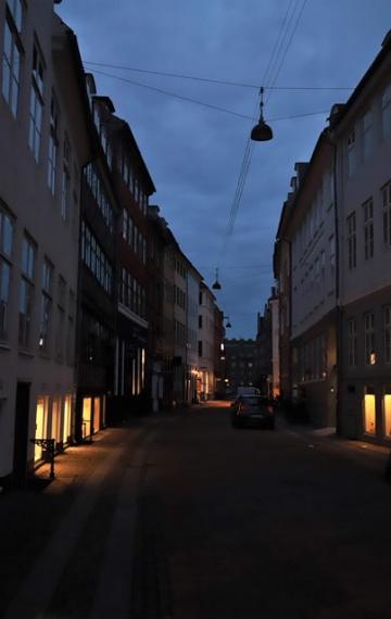 A Morning In Copenhagen - Denmark