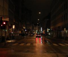 Copenhagen Streets By Night - 2019 - 2