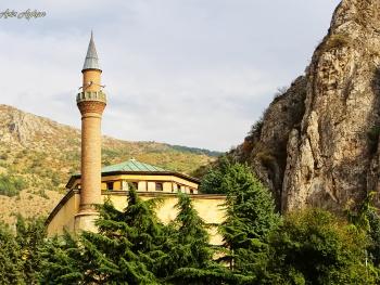 Gümüşlü Camii / Amasya