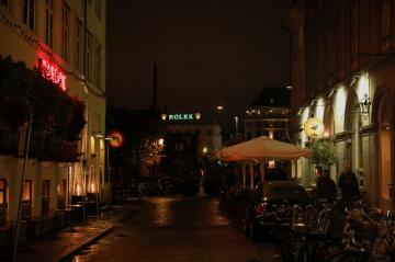 Copenhagen Streets By Night - 2019 - 3