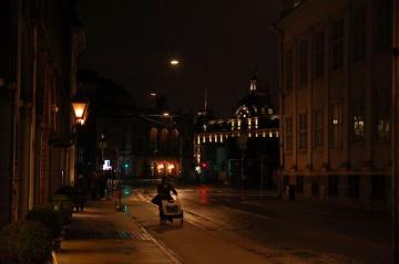 Copenhagen Streets By Night - 2019 - 5