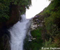 Waterfall of Kefrida - Algeria